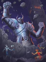 Iron Titan