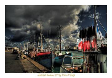 Hirtshals Harbour II by Ditze