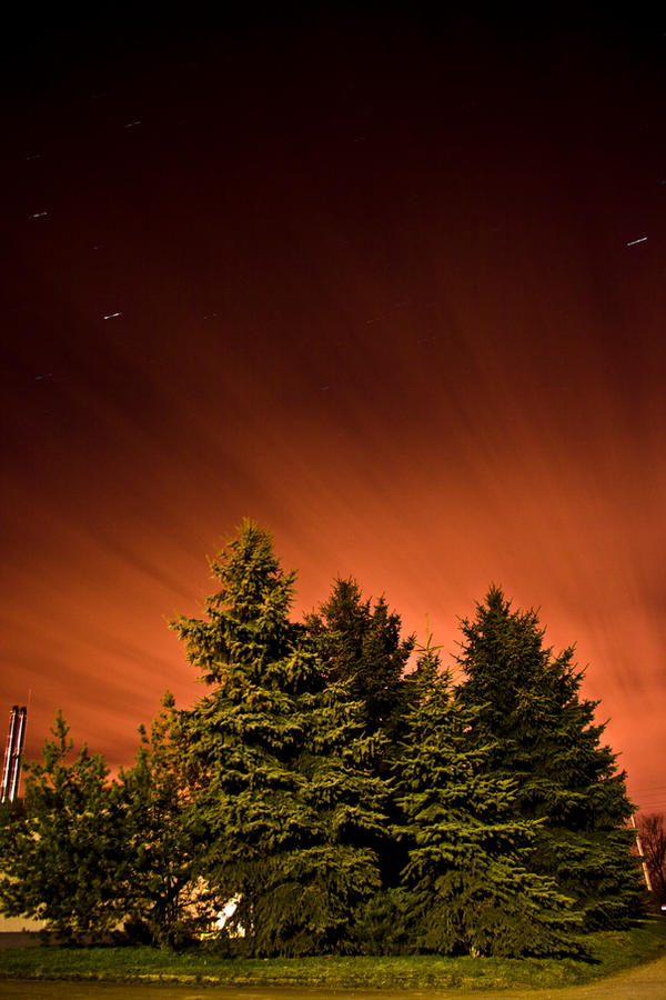 light pollution by Ditze