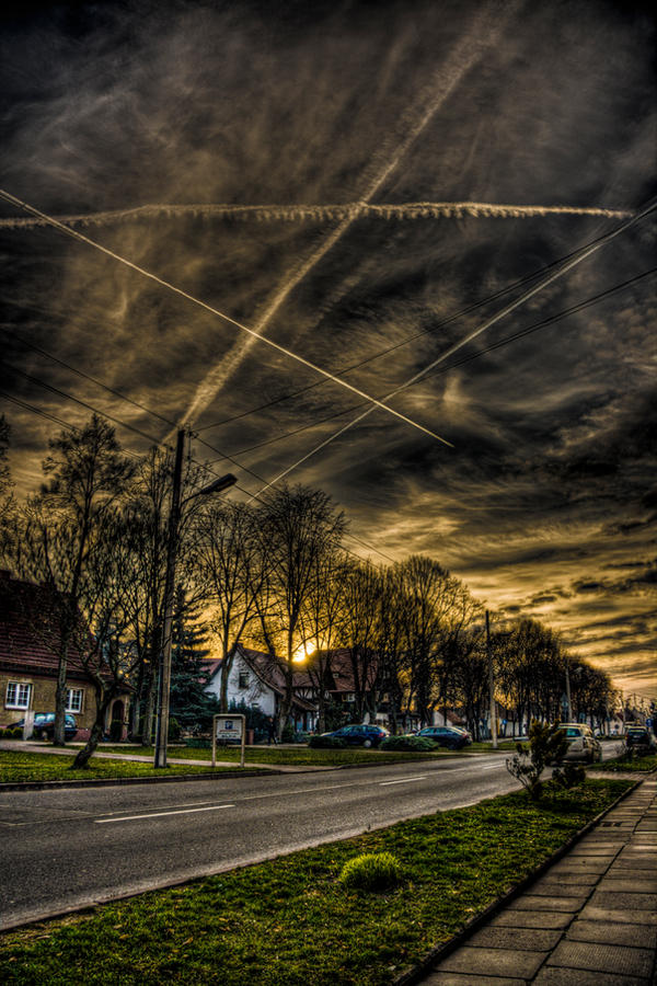 anarchistic sky by Ditze