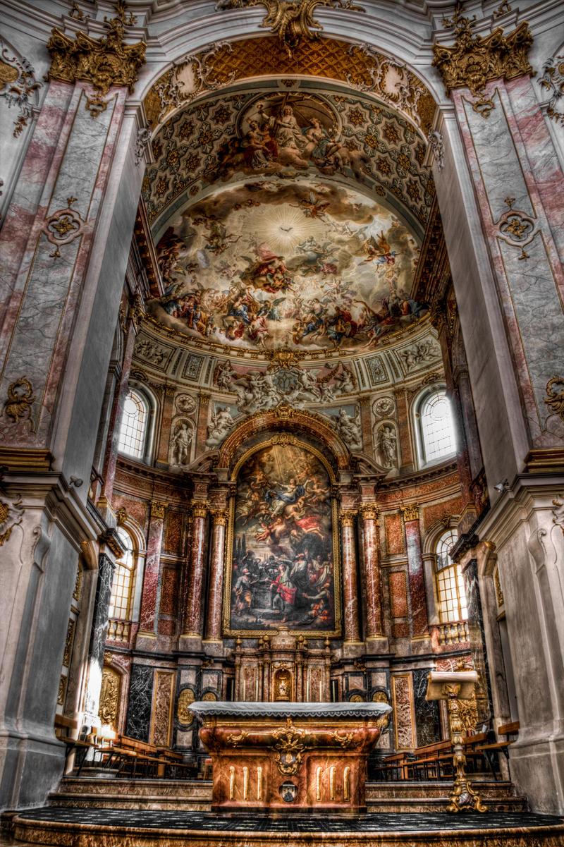 altar II by Ditze