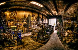 little workshop by Ditze