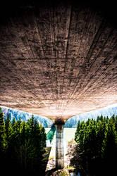 under the bridge by Ditze