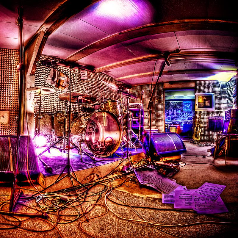 Megashakers Rehearsal Room By Ditze On Deviantart