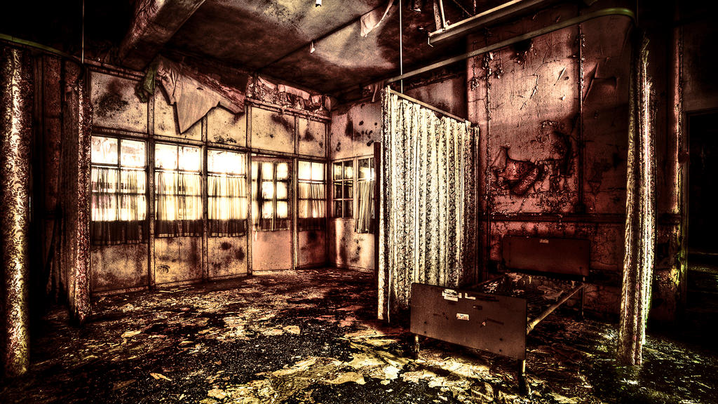 Urbex HDR Challenge by Ditze