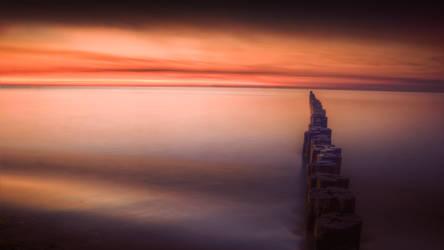 solitude by Ditze