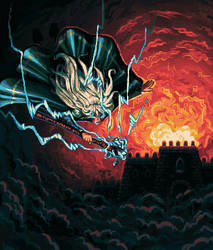 Sorcerer by StavaEY