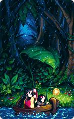 Rainy Jungle by StavaEY