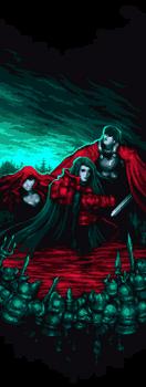 Bloodknights by StavaEY