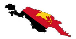 Map of United Papua