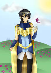 Altean Keith- VLD by puchi55529