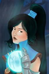 Female Wizard - Diablo 3 by Pitahaya