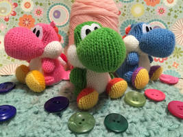 Welcome to Wooly World!