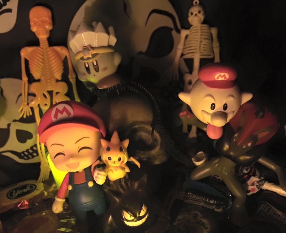 A Nintendo Halloween! by Mastershambler