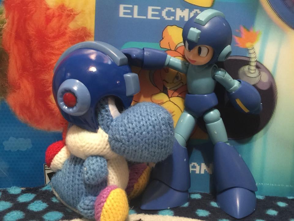 Mega Mega Yarn Yoshi! by Mastershambler