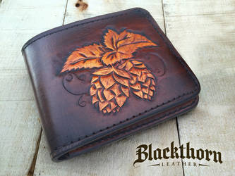 HH-wallet-front by Blackthornleather