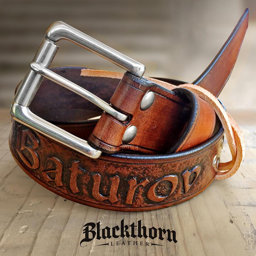 Baturov1 by Blackthornleather