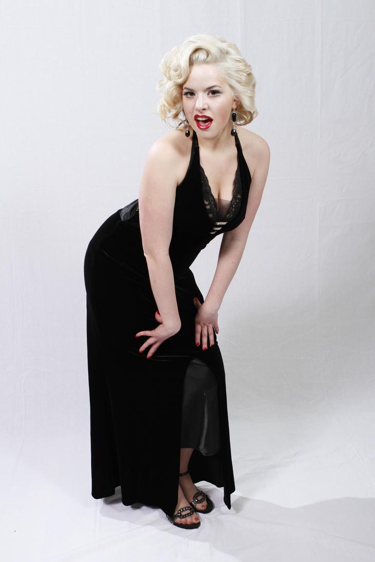 STOCK ~ Marilyn Monroe by SoniaJosie
