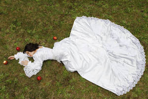 STOCK ~ Snow White Sleeping by SoniaJosie