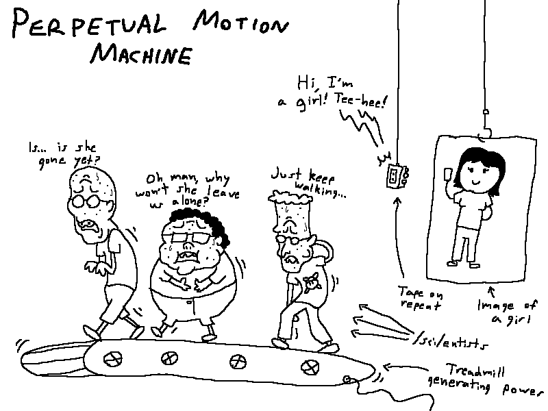 The Perpetual Motion