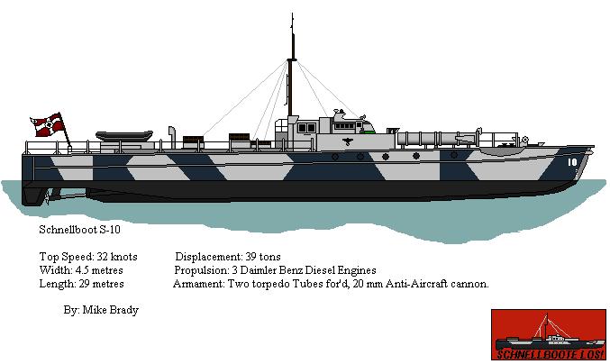 German E-boats ... E Boats