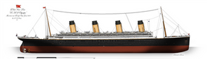 RMS Olympic: Profile (1913)
