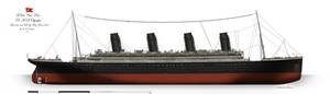 RMS Olympic: Profile (1914)