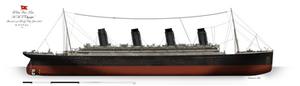 HMT Olympic: Profile (1915)