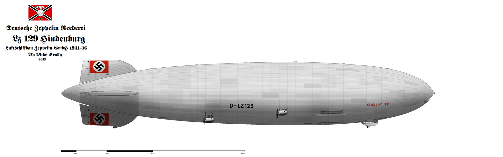 lz 129 hindenburg profile 1936 by alotef on deviantart olympic rings clip art black and white Special Olympics Clip Art