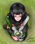 Holding Life in her Hands by NerdInDisguise96