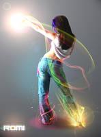 Sexy Light by romirockstar