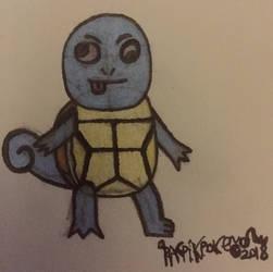 Derple Turtle by PikPikPokemon