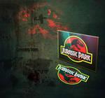 Jurassic Park 4 Grunge