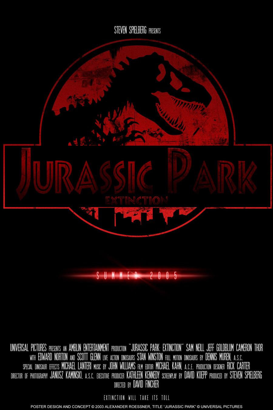 jurassic park 4 logo