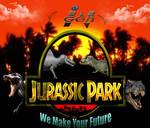 InGen presents Jurassic Park