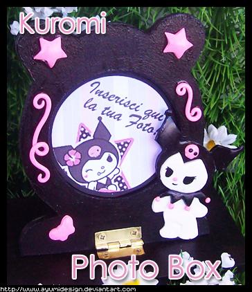 Kuromi PhotoBox by AyumiDesign