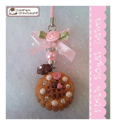 Pink Royal CAKE by AyumiDesign