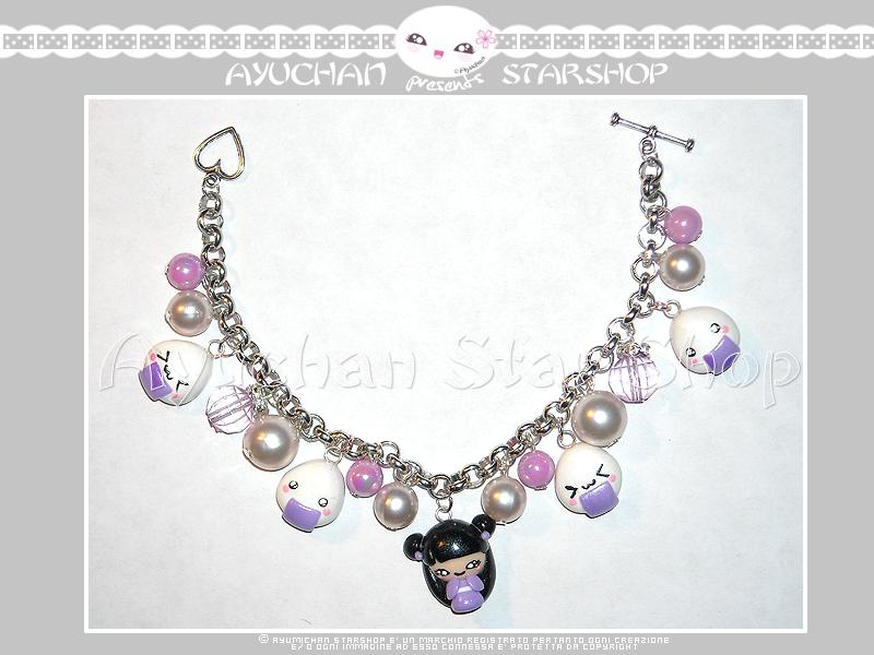 Japan Life - Bracelet Violet! by AyumiDesign