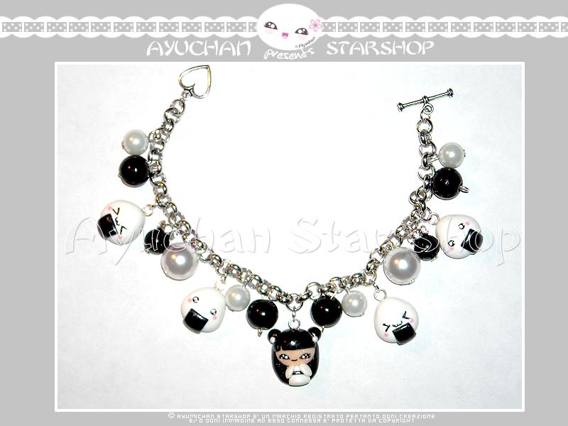 Japan Life - Bracelet White! by AyumiDesign