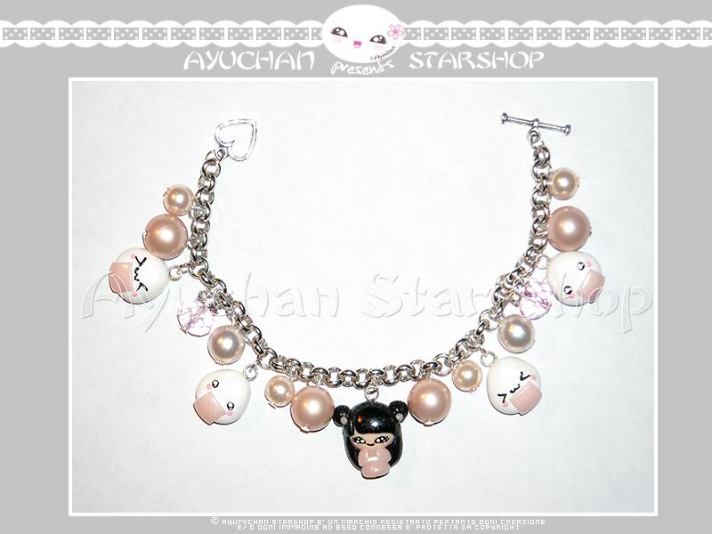 Japan Life - Bracelet Pink! by AyumiDesign