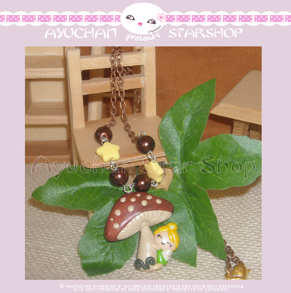 Tinkerbell Relax by AyumiDesign