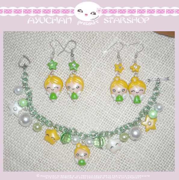 Tinkerbell Complete by AyumiDesign