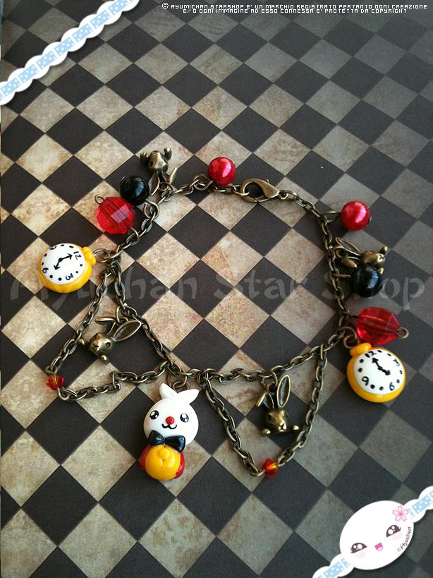 Alice in Wonderland - Rabbit Time by AyumiDesign