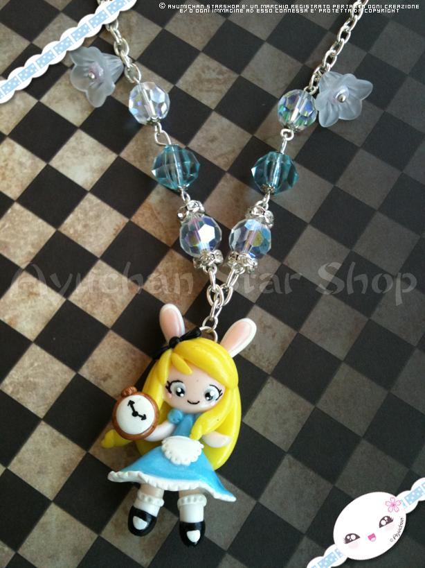 Alice in Wonderland - Alice Rabbit by AyumiDesign