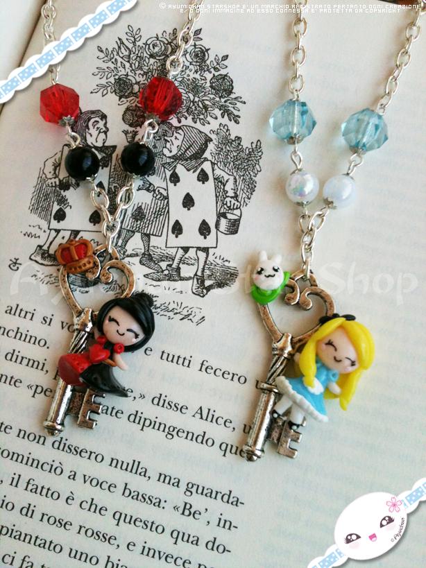 Alice in Wonderland - Alice Key by AyumiDesign