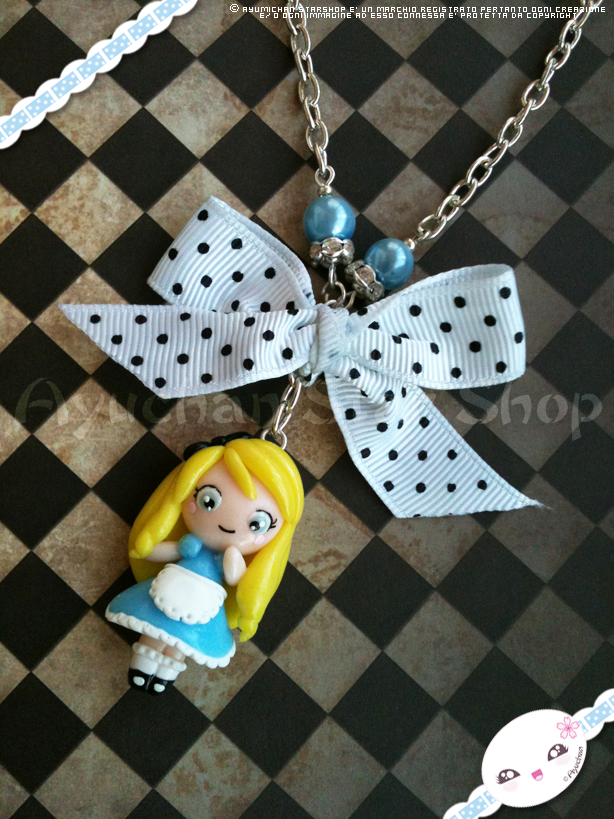 Alice in Wonderland - Alice Cute by AyumiDesign