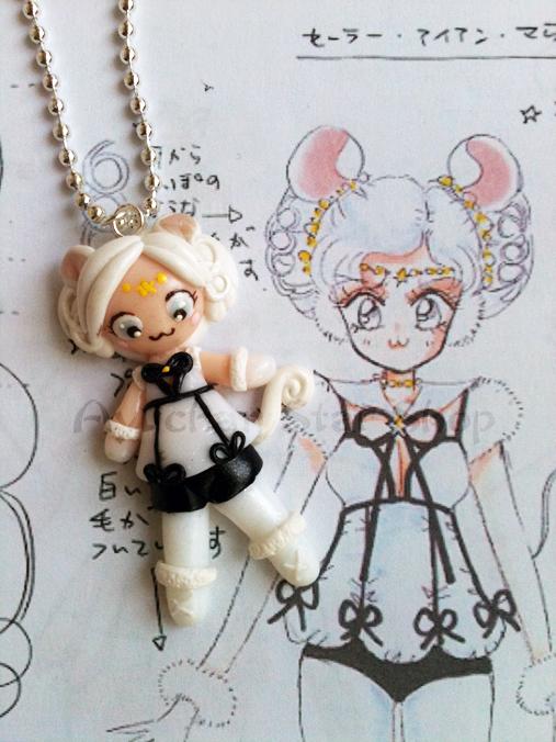 Sailor Iron Mouse by AyumiDesign