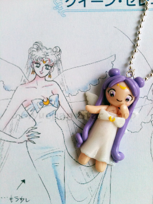 Queen Serenity by AyumiDesign