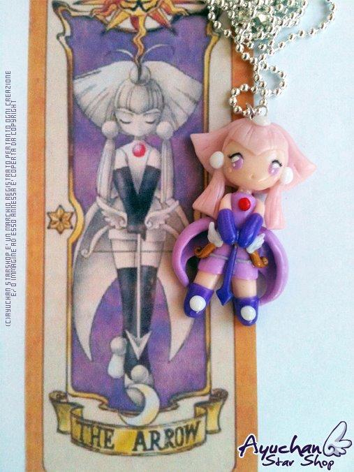 Card Captor Sakura - The Arrow by AyumiDesign