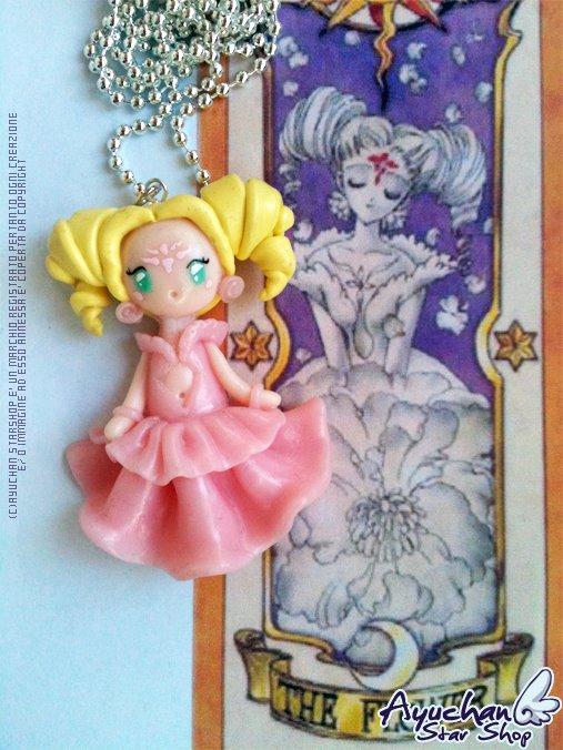 Card Captor Sakura - The Flower by AyumiDesign